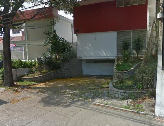 Fachada de imóvel de empresa pertencente a José Dirceu (Foto: Reprodução/ Google Street View)