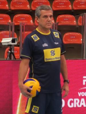 Zé Roberto Guimarães vôlei (Foto: Divulgação/CBV)