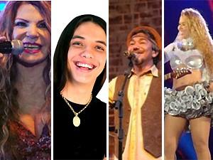 Elba Ramalho, Garota Safada, Santanna e Calypso são alguns dos destaques (Foto: Divulgação)