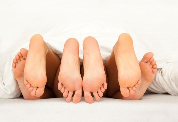 threesome (Foto: Shutterstock)