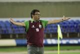 Técnico do Coruripe minimiza derrota e destaca empenho dos jogadores