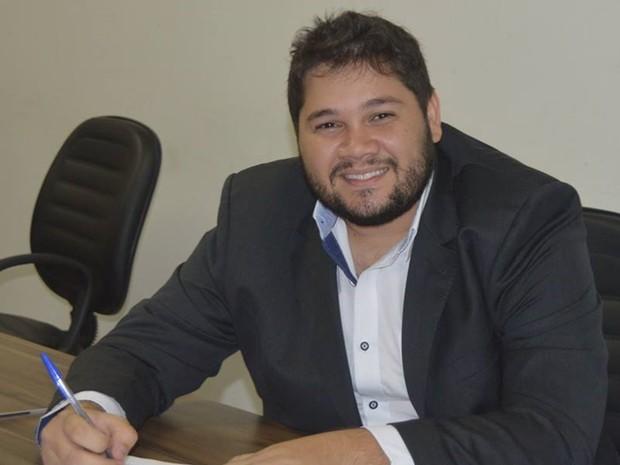 Vereador Jaime Ferreira (PROS), de Senador Canedo, morreu após fazer cirurgia bariátrica, em Goiás (Foto: Reprodução/Facebook)