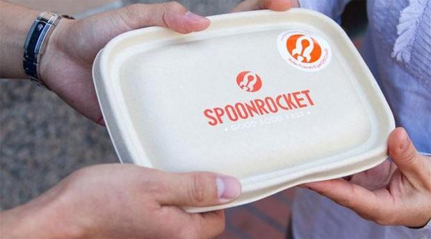 iFood faz nova aposta no delivery de comida ao relançar o aplicativo SpoonRocket (Foto: Reprodução)