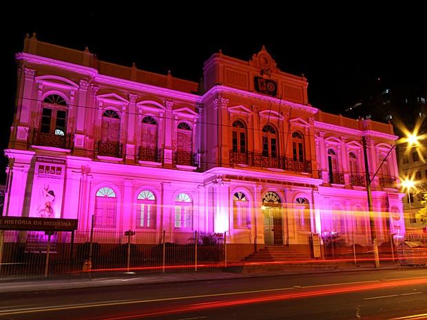 Outubro Rosa (Foto: Museu da História da Medicina do RS/Divulgação)