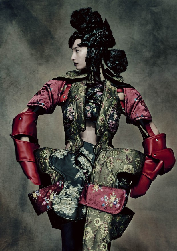 18th Century Punk Autumn 2016 (Foto: Paolo Roversi/Courtesy of The Metropolitan Museum of Art)