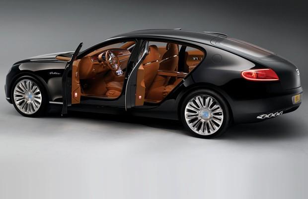 Bugatti Galibier 16C foi um conceito apresentado em 2009 (Foto: Divulgação)