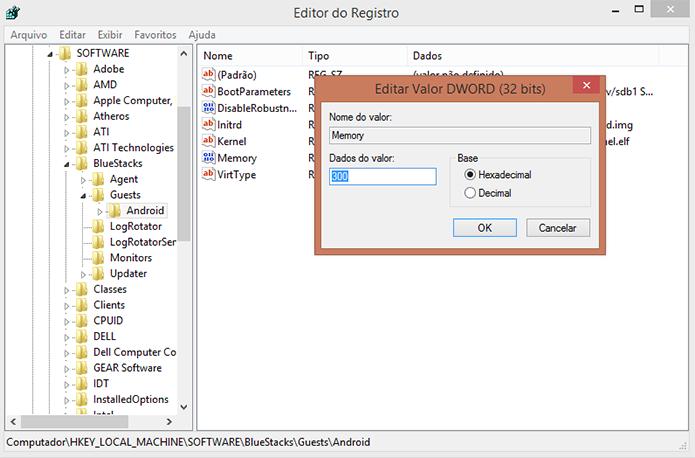 Dê duplo-clique para abrir o item relativo à memória RAM do programa (Foto: Reprodução/Paulo Alves) (Foto: Dê duplo-clique para abrir o item relativo à memória RAM do programa (Foto: Reprodução/Paulo Alves))