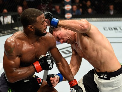 Demian Maia x Tyron Woodley, UFC 214, MMA (Foto: Getty Images)