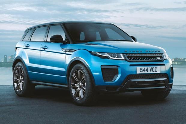 Land Rover lança série especial do Evoque no Reino Unido