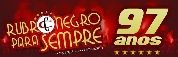 Banner dos 97 anos do Campinense (Foto: Divulgação / Campinense)