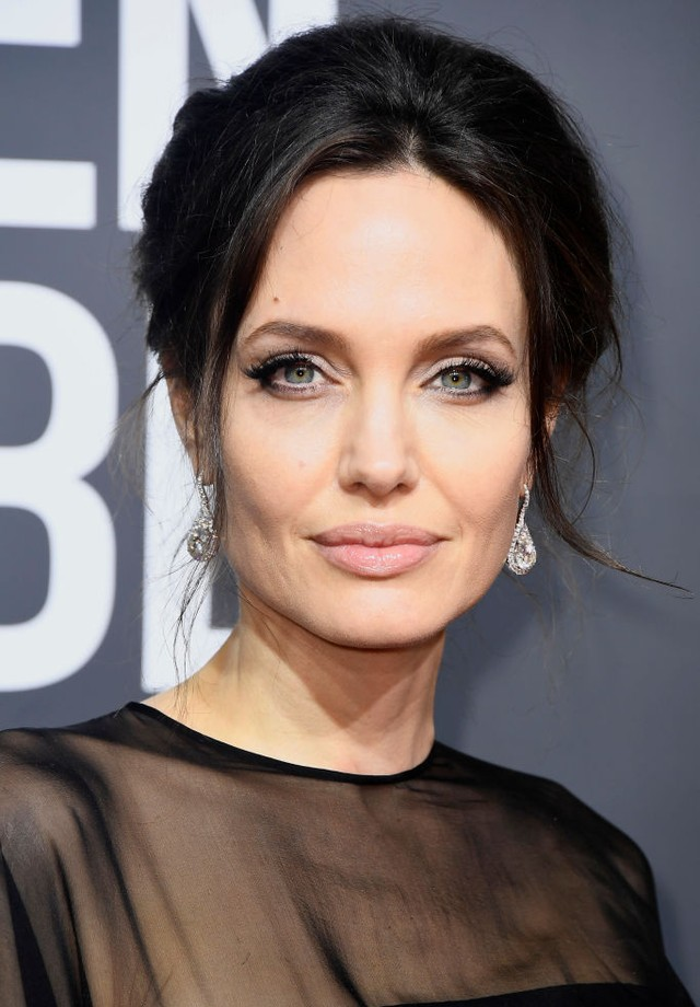 Angelina Jolie, no Golden Globe (Foto: Getty Images)