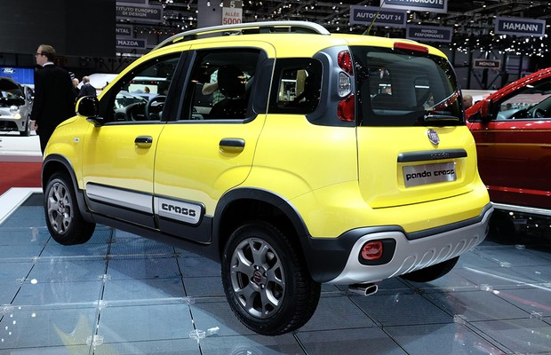 Fiat Panda (Foto: Newspress)