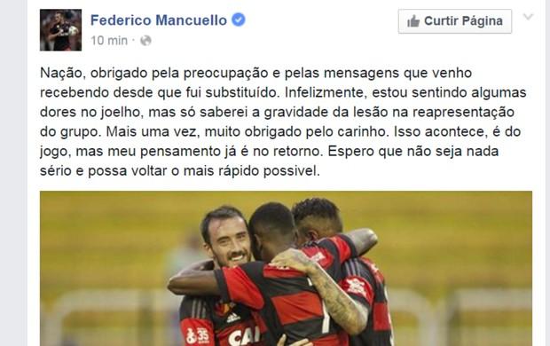 Facebook Mancuello