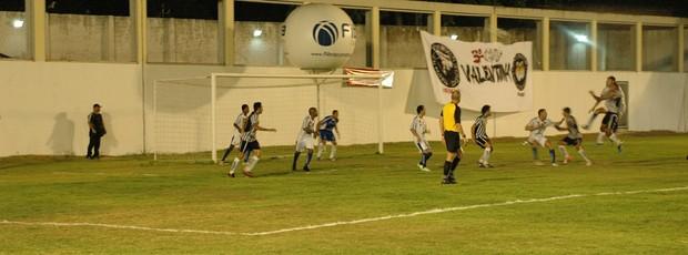 CSP 0 x 0 Botafogo-PB, no Estádio da Graça (8ª rodada da 1ª fase do Campeonato Paraibano 2013) (Foto: Richardson Gray / Globoesporte.com/pb)