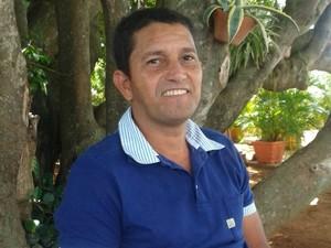 Lucimar Feitosa Ventura, vereador assassinado em Triunfo, PE (Foto: PSB/Divulgação)