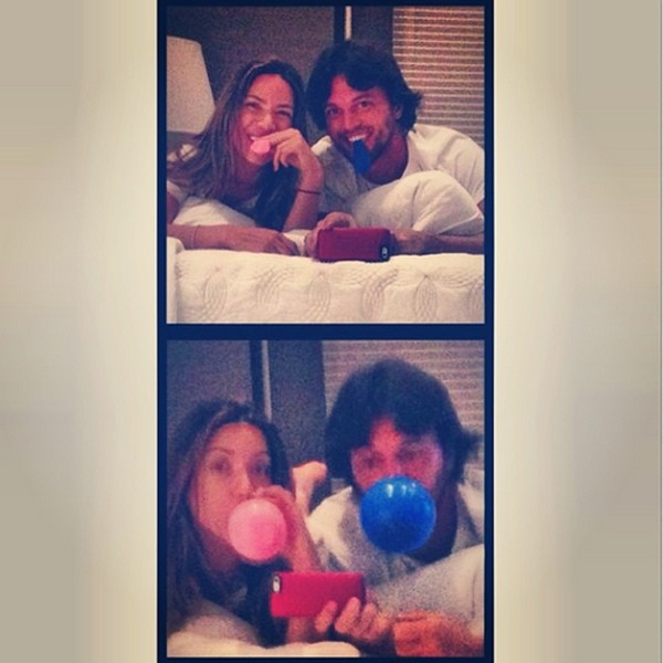 Patrícia Abravanel está feliz com a gravidez (Foto: Reprodução/Instagram)