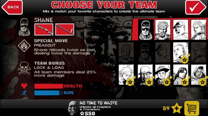 Equilibre seu time entre bons membros e bônus úteis para o time (Foto: 100percentindie.com)