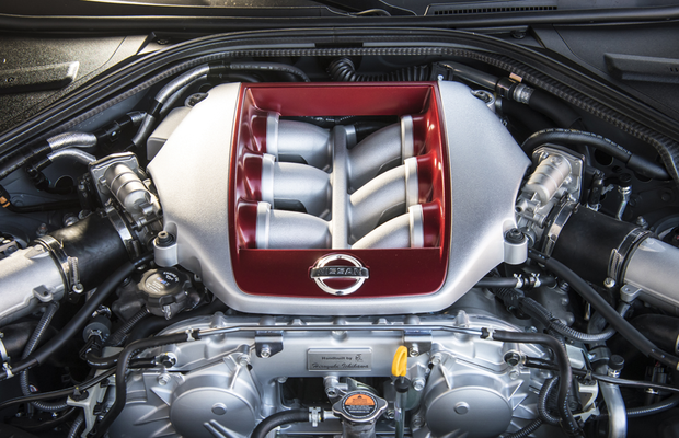 Nissan GT-R 2017 (Foto: Divulgação)