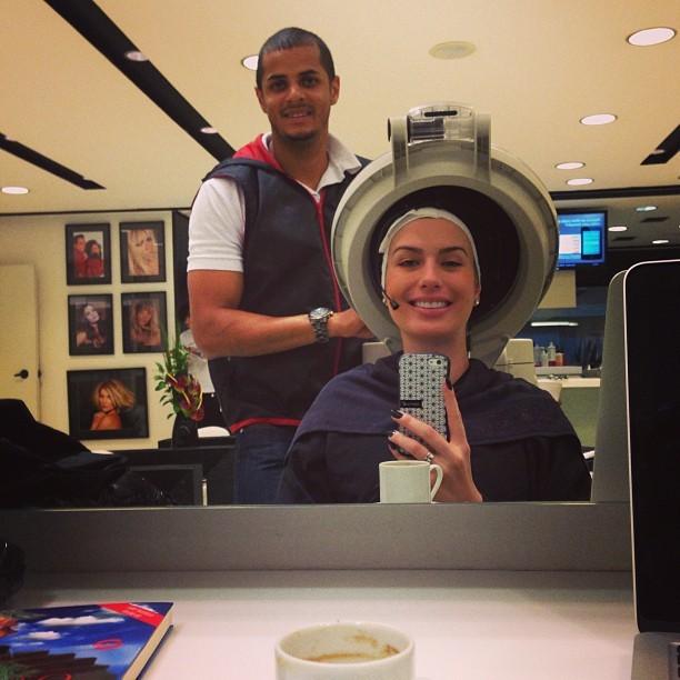 Ex-BBB Fernanda Keulla passa por transformação (Foto: Instagram/ Reprodução)