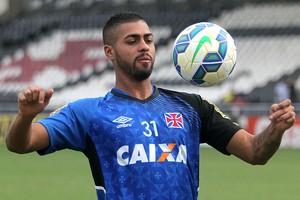 Christiano, Vasco (Foto: Paulo Fernandes/Vasco.com.br)