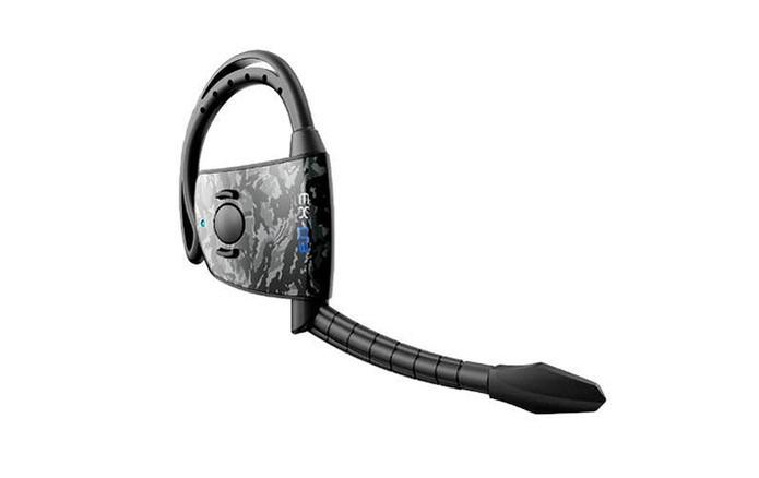 Headset unilateral tem cancelamento de ruídos e tecnologia Bluetooth (Foto: Divugação/Gioteck)