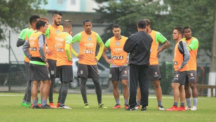 Figueirense Marquinhos Santos (Foto: Luiz Henrique/Figueirense FC)