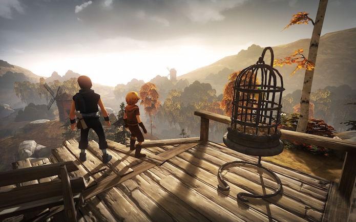Brothers: A Tale of Two Sons ganhará versões para Xbox One e PS4 (Foto: Divulgação)
