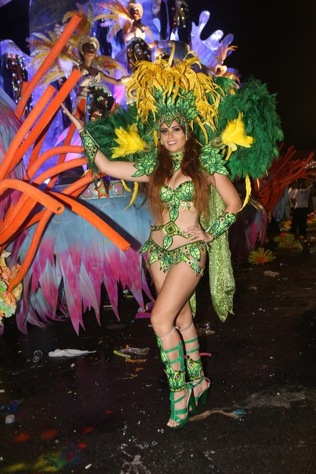 Ex-BBB Amanda Gontijo (Foto: Iwi Onodera / EGO)