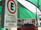 Taubaté inicia multas em estacionamento (Reprodução/TV Vanguarda)