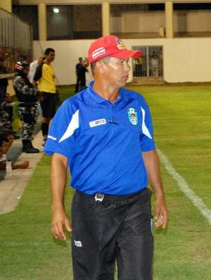 Ramiro Sousa, treinador do CSP (Foto: Richardson Gray/Globoesporte.com/pb)