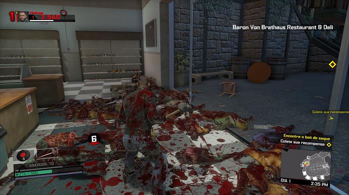 Dead Rising 4: como jogar o modo online no Xbox One e PC (Foto: Reprodução/Victor Teixeira)