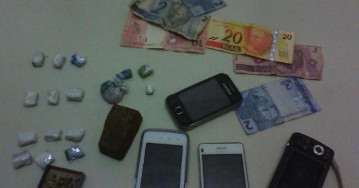 Jovem é preso por tráfico de entorpecentes em Manduri - Globo.com