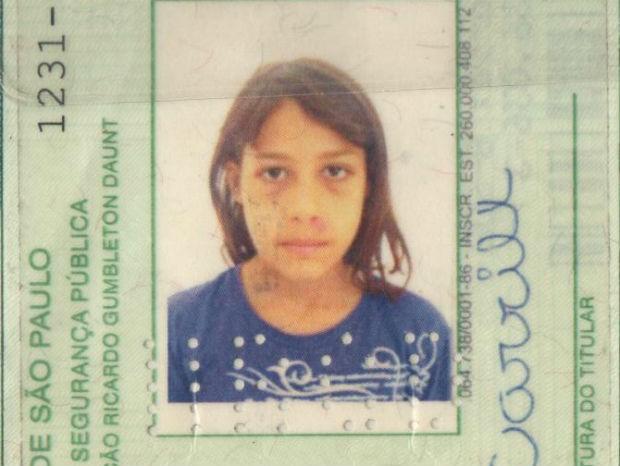 Menina de 14 anos está desaparecida há 14 dias em Sarapuí  (Foto: Reprodução)