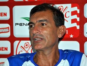 Elliot Paes - Náutico (Foto: Divulgação/Náutico - Simone Vilar)