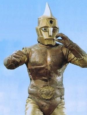 Spectreman, herói japonês (Foto: Reprodução)