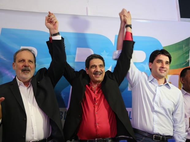 Silvio Costa Filho será vice na chapa liderada por João Paulo nas eleições para Prefeitura do Recife (Foto: Arthur Marrocos/Divulgação)