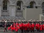 Reino Unido homenageia soldados da 1ª Grande Guerra