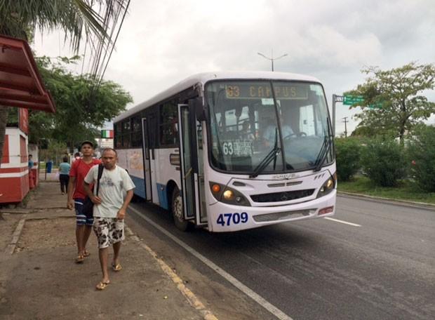 Resultado de imagem para ônibus em natal