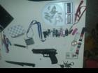 PM apreende drogas e objetos roubados em Ananindeua, no Pará