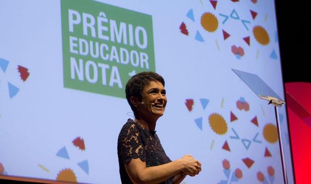 Sandra Annemberg (Foto: Globo/ Amanda Freitas)