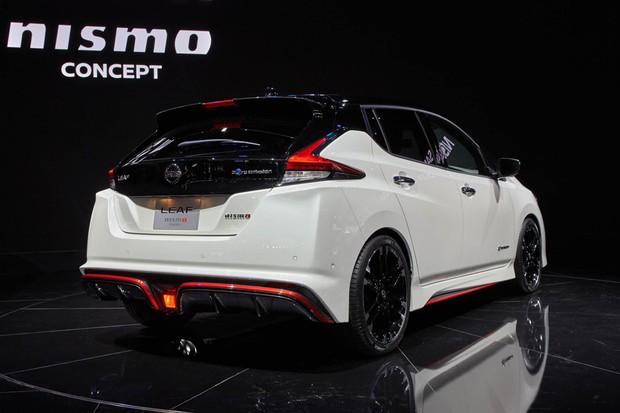Nissan Leaf Nismo Concept (Foto: Divulgação)