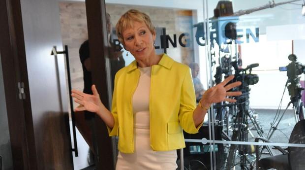 A empresária americana Barbara Corcoran (Foto: Wikicommons)