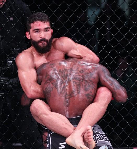 deu o troco (Bellator MMA)