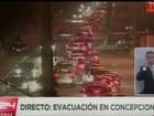 Chile suspende alerta de tsunami após forte terremoto sacudir o país