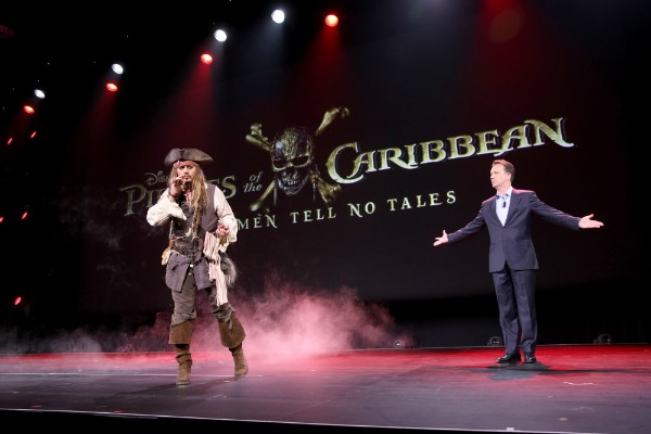 Piratas do Caribe: A Vingança de Salazar (Foto: Getty Images)