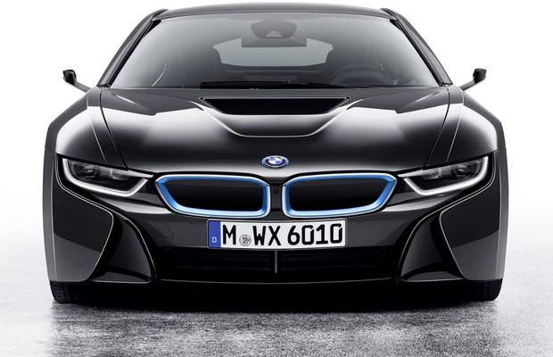 BMW i8 Mirrorless (Foto: Divulgação)
