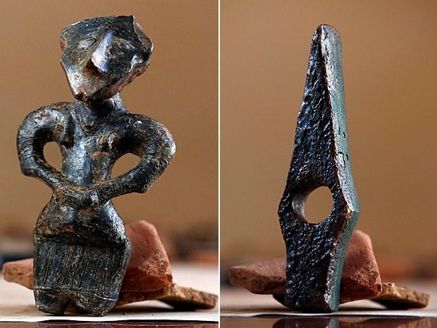 Neolítico bronze  (Foto: Marko Djurica/Reuters)