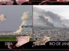 Números da violência no Rio se assemelham aos de países em guerra
