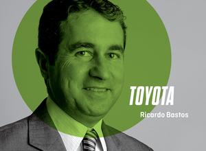 Ricardo Bastos, diretor adjunto de Relações Públicas e Governamentais da Toyota do Brasil (Foto: Divulgação)