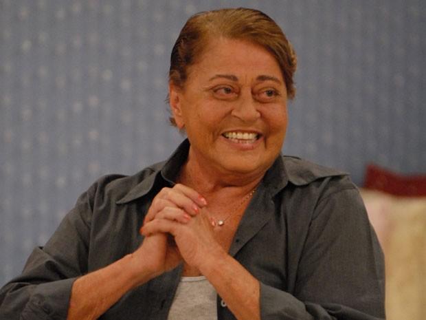 Norma Bengell está internada em estado grave (Foto: TV Globo / Thiago Prado Neris)